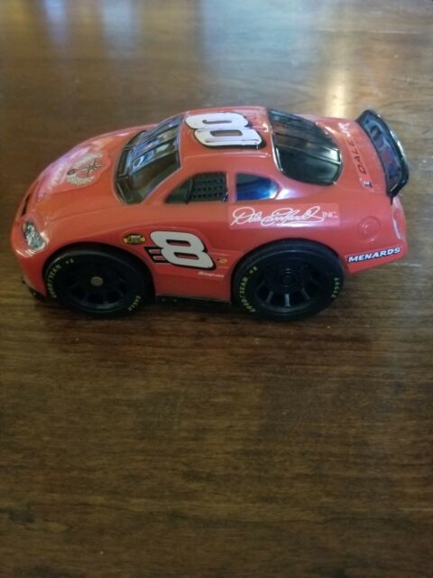 Dale Earnhardt Jr #8 Red Shake N Go Nascar Motorized Toy Car Fisher Price  2007