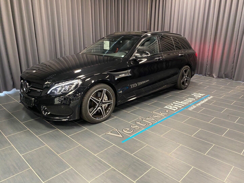 Mercedes C43 3,0 AMG stc. aut. 4-M 5d - 3.047 kr.