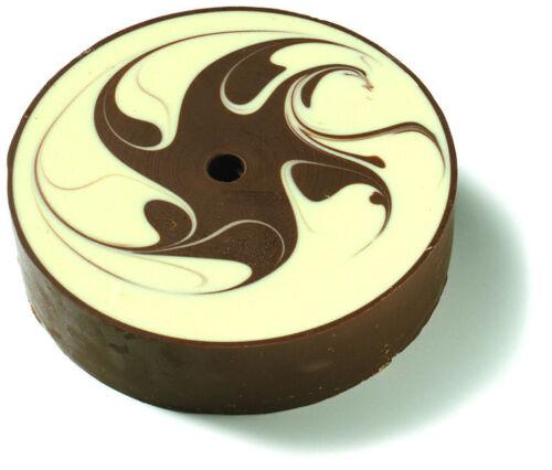 500g Choc o Rolles weiss marmoriert schweizer Schokolade für Girolle
