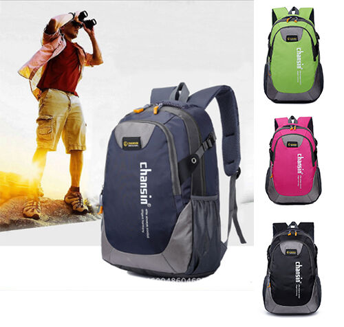 Backpack Hiking Camping Bag Women Men Waterproof Travel Outdoor Rucksack Luggage