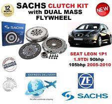 FOR SEAT LEON 1P1 1.9 TDi 90bhp 105bhp CLUTCH KIT 2005-2009 SACHS with FLYWHEEL