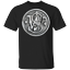 thumbnail 6 - T-Shirt smith and wesson s and w logo circle guns pistols firearms