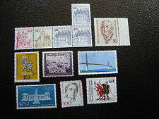 ALLEMAGNE - 10 timbres n** (A14) stamp germany