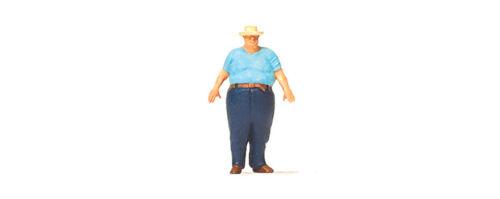 HO Scale People 28128 XXL Man