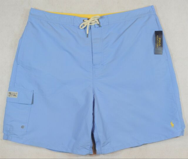 76d1a48e5c Polo Ralph Lauren Swim Trunks Board Shorts Blue Size 2xb 2x for sale online  | eBay