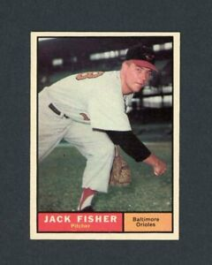 1961-TOPPS-463-JACK-FISHER-NM