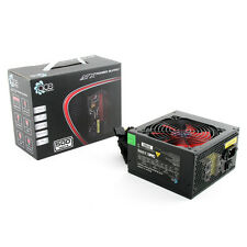 ACE Black 500W 12CM Silent Fan PC Power Supply ATX Computer PSU