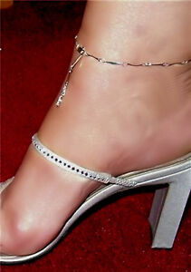 Twist-LINK-Sterling-sep-Sexy-Filagree-Anklet-chain
