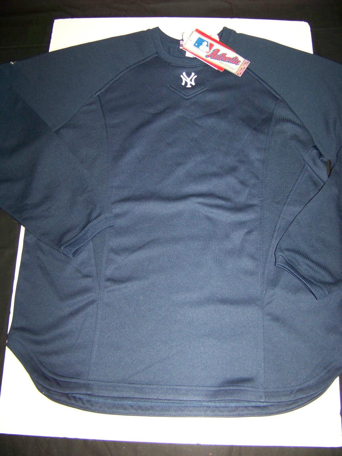 Majestic New York Yankees Sweatshirt ThermaBase NWT