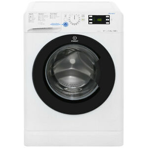Indesit xwe81482xwkkk innex a 8kg washing machine white black new from ao ebay - Interesting facts about washing machines ...