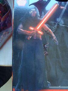 Star Wars Figurine Geante Intercative 44 Cm Kylo Ren Neuve En Boite