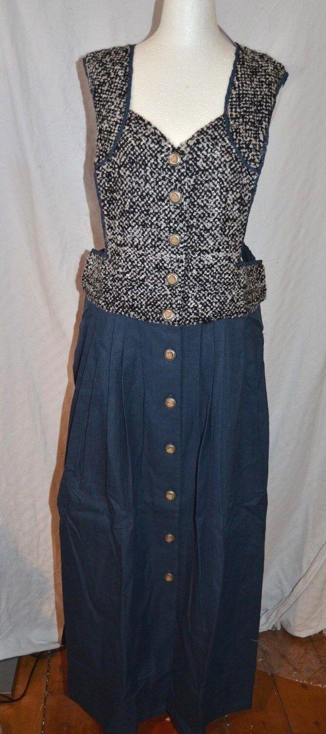 Joyline Country Classic robe du moyen âge taille 44 Latzkleid 159,- capote