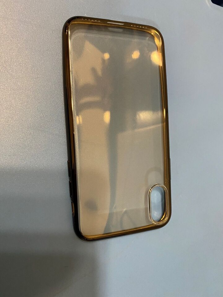 Cover, t. iPhone, iPhone X Or XS