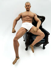 "1//6 Gay Doll Tom Finland Muscular Man GAY Toy G Figure Male Body 12/"" Collection"