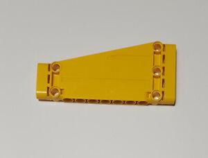 1x Lego Technic NEU Panel 3x11 dunkelgrau 15458 Technik Tafel Platte 6127205 NEU