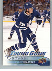 2016-17 Upper Deck Canvas Series 2 Pick from List