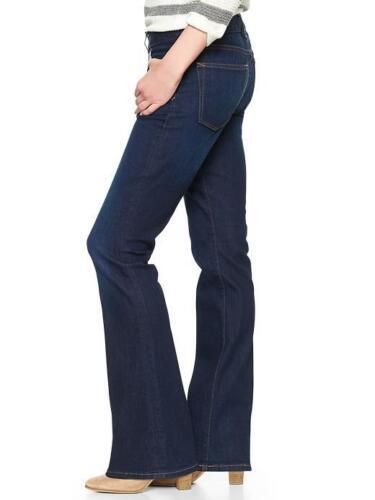 Taglie Gap 13 Jeans Womens Perfect S 460446 Autunno Esaurito Dark 1969 Boot Varie qBgq0