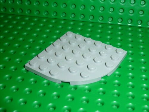 LEGO 6 x 6 Mdstone round plate Réf 6003 Set 4753 SIRIUS BLACK/'S ESCAPE