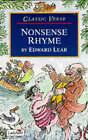 Nonsense Rhyme by Edward Lear (Paperback, 1995)