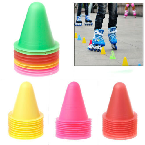 Tool Training Equipment Marking Cup Football Soccer Rollers Skate Marker Cones