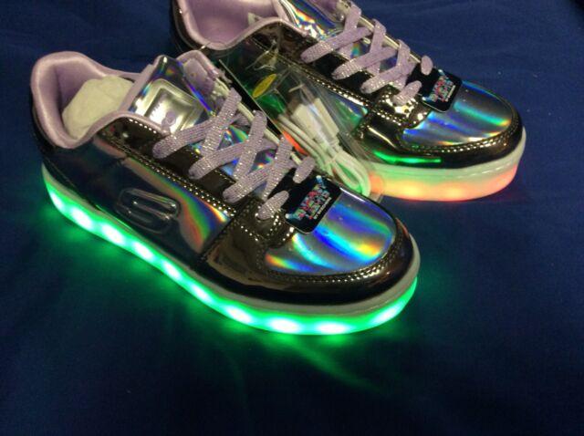 Skechers Energy Lights Youth 5 Gun