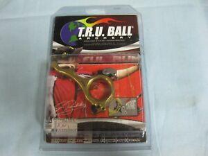 Details about Brand New Tru Ball Fulkrum 3 Finger Archery Arrow Bow Release  Brass Medium