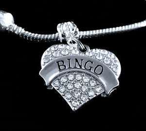 Bingo Necklace Bingo Huge sale Gift chain Bingo Present Bingo Pendent Bingo