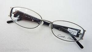 Sonnenbrillen Kraftvoll Dezente Brille Metallbrille Damen Plastik-schmuckbügel Fassung Gestell Grösse S