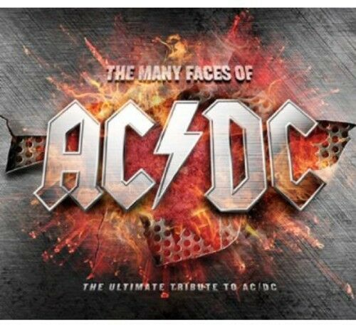 1 of 1 - Various Artists - Many Faces of AC/DC / Various [New CD]