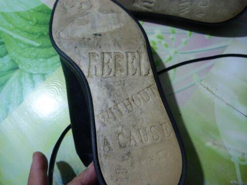 38 di vintage scarpe Rebel di Coppia donna da vintage 1fAqqp8w