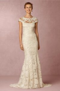 BHLDN by Anthropologie Wedding Dress - \