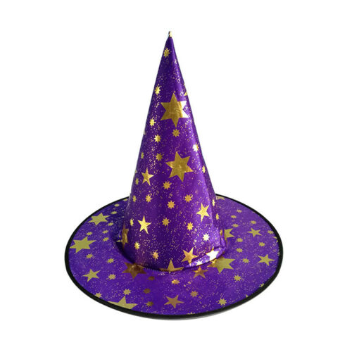 Witch Hats Ribbon Wizard Hat Party Hats Caps Cosplay Costume Accessories GDA!