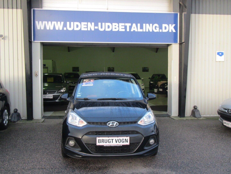 Hyundai i10 1,0 Go Air+ 5d - 59.900 kr.