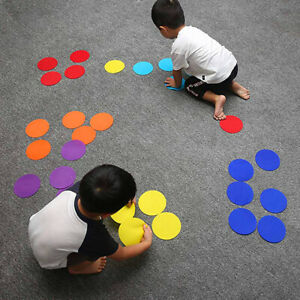 Carpet-Markers-Sitting-Dots-Carpets-Signs-Floor-Spots-Classrooms-Supply-36Pcs