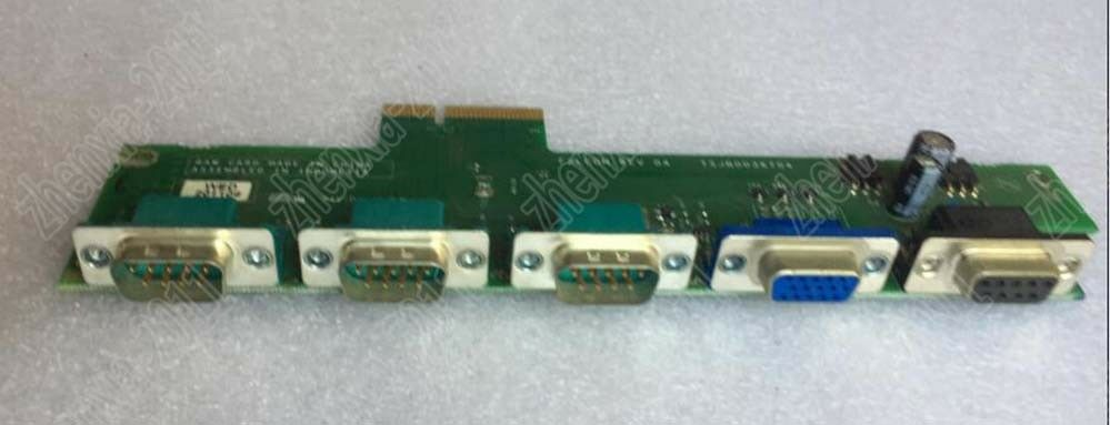1PC used Graphics card interface board TSJB0036704