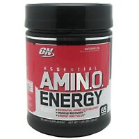 Optimum Nutrition Amino Energy 65 Servings Essential Amino Energy All Flavors