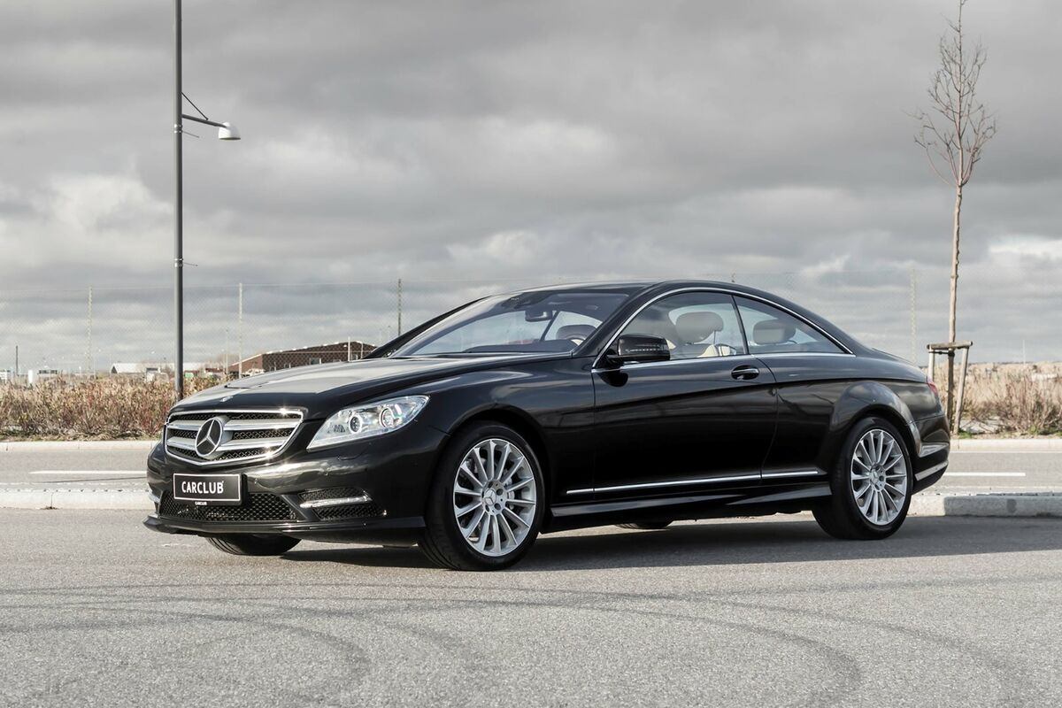 Mercedes CL500 aut. BE