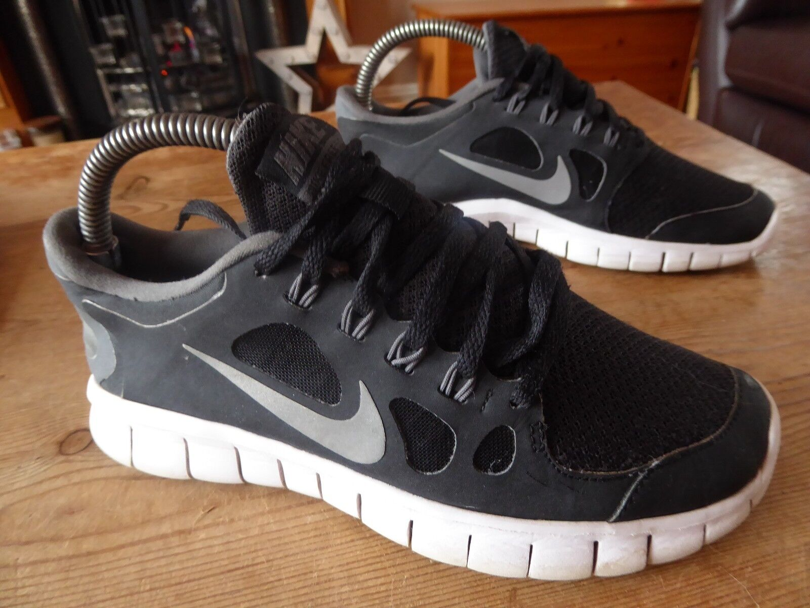 Mens womens NIKE free 5.0 - size uk 5 ( 2013 ) good condition