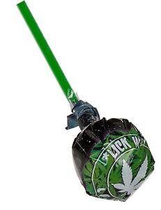 Charmant Hemp Chanvre Lolly-hanflollie-sucette Lollie Avec Hanfaroma Cannabis Goût-afficher Le Titre D'origine
