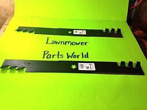 Lawn Mowers 2 Lawn Mower Mulching Blades for Ariens 46 Deck 21546611
