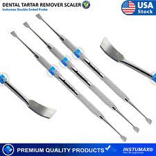 New Listingdental Tartar Remover Calculus Plaque Floss Removal Veterinary Tooth Scraper Lab
