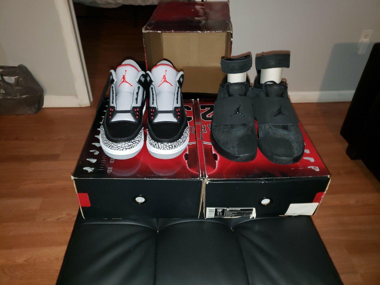 b66332f317a3b7 Nike Air Jordan Jordan Jordan Collezione 20 3 CDP Countdown Pack Size 8  Retro 3 XX