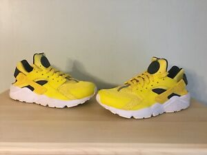 super popular 36618 3ae30 Image is loading WHOA-Nike-Air-Huarache-Tour-Yellow-Black-Yellow-