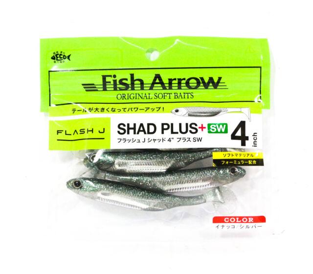 6845 Fish Arrow Soft Köder Flash J Shad 3 Zoll 7 Stück per pack #29
