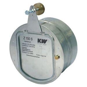 Kw-Zugbegrenzer Control Valve Z 150 S 150 MM Diameter