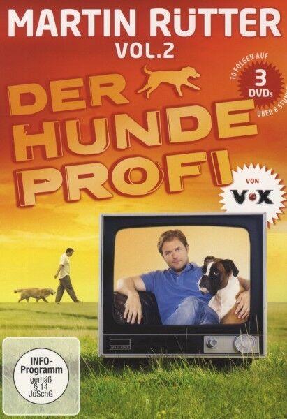 Der Hundeprofi, 3 DVDs. Vol.2