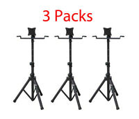 Portable Tripod Flat Panel Lcd Monitor Stand With Mic Holder Ast420y (3 Packs)