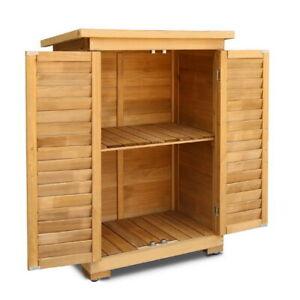 Gardeon-Portable-Wooden-Garden-Storage-Cabinet