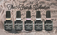 Brand french Collection 5 Full Size French Manicure Gel Polish Colors