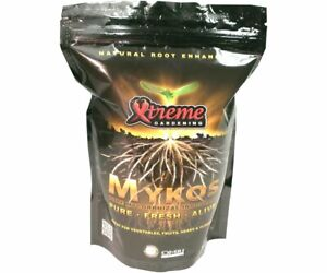 Xtreme Gardening Mykos Pure Mycorrhizal Inoculum Granular Plant Growth 2.2 lbs